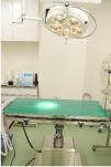 Surgical Table & Light